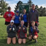 Lady Cardinals Varsity Golf team is  the Pretty Prairie Invitational Champions