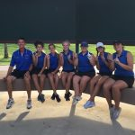 Girls Varsity Golf Team is League Champions!