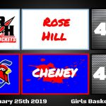 Cheney defeats Rose Hill 49-41 in Wildcat Classic