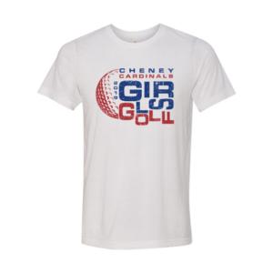 Girls Golf Team 2019 T-Shirt Order
