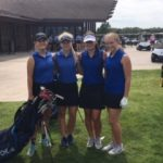 Girls Varsity Golf competes at Eisenhower Invitational Tournament @ Tex Consolver