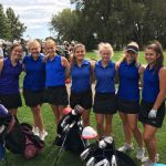 Girls Varsity Golf competes at Andale Invitational Tournament @  Cherry Oaks Golf Course