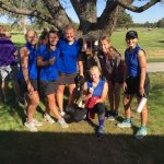 Girls Varsity Golf Qualifies for State!