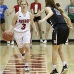 Girls Varsity Basketball beats Wichita Independent 58 – 44