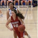 Girls Varsity Basketball beats Garden Plain 46 – 36