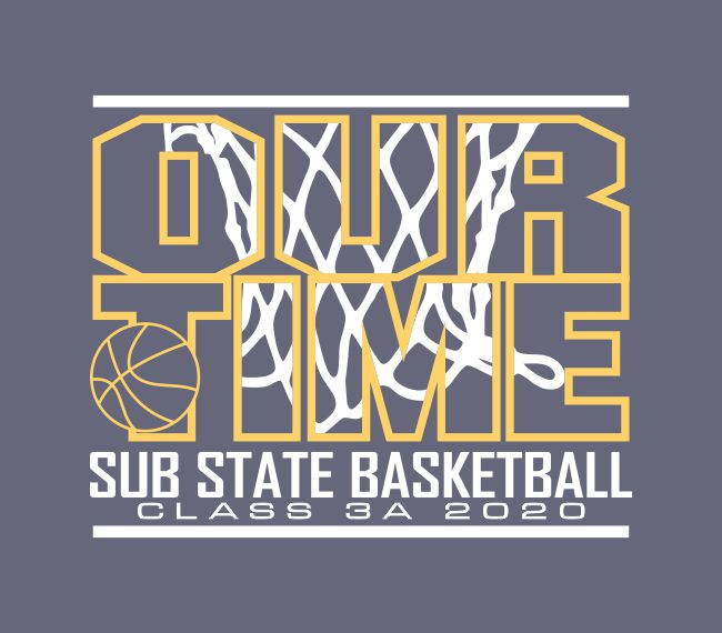 Sub-State Basketball Sponsors Wanted