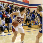 Girls Varsity Basketball falls to Halstead 45 – 43 in the Haven Wildcat Classic