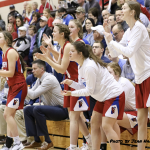 Girls Varsity Basketball beats Eureka 46 – 33