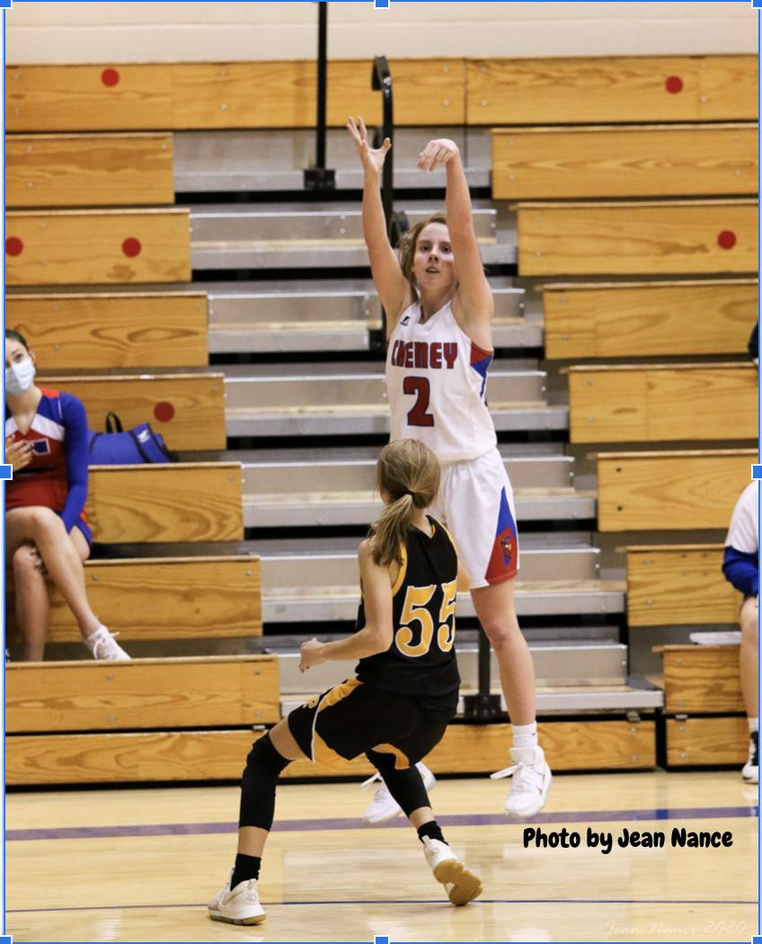 Girls Varsity Basketball beats Wichita Independent 49 – 21
