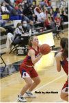 Girls Varsity Basketball beats Kingman 66 – 25