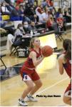Girls Varsity Basketball beats Kingman 66 – 25