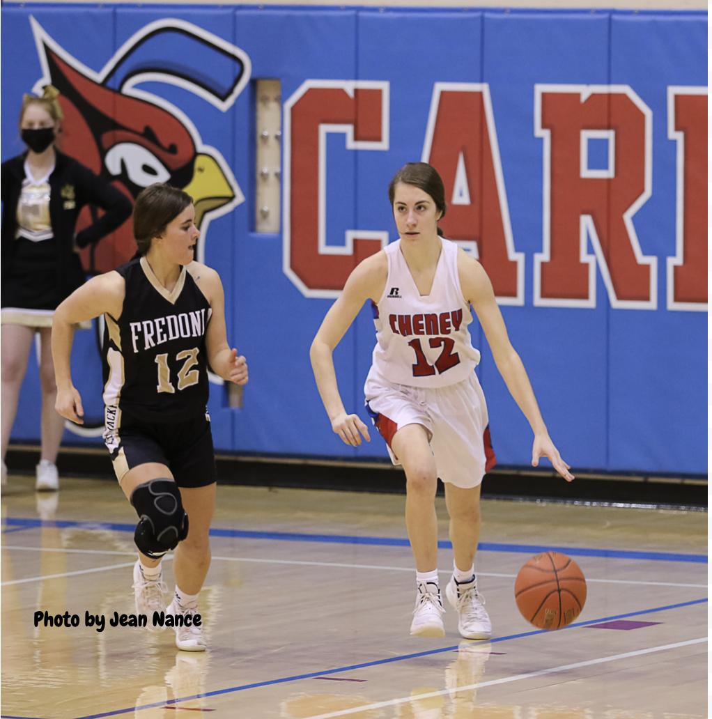 Girls Varsity Basketball beats Wichita Trinity Academy 60 – 40