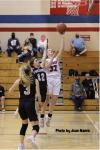 Girls Varsity Basketball beats Eureka 55 – 51