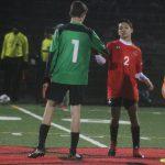 Jefferson Vs. Jackson County Boys Soccer