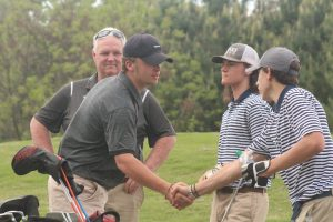 Boys Golf Match VS. East (4/18/19)