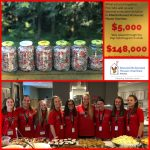 We will be collecting pop tabs at all home games to support Atlanta Ronald McDonald House!
