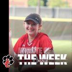 Athlete of the Week (8/5-8/9)