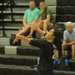 Lady Panthers Volleyball Play Day at East
