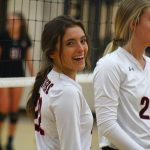 Volleyball Senior Night On Tuesday