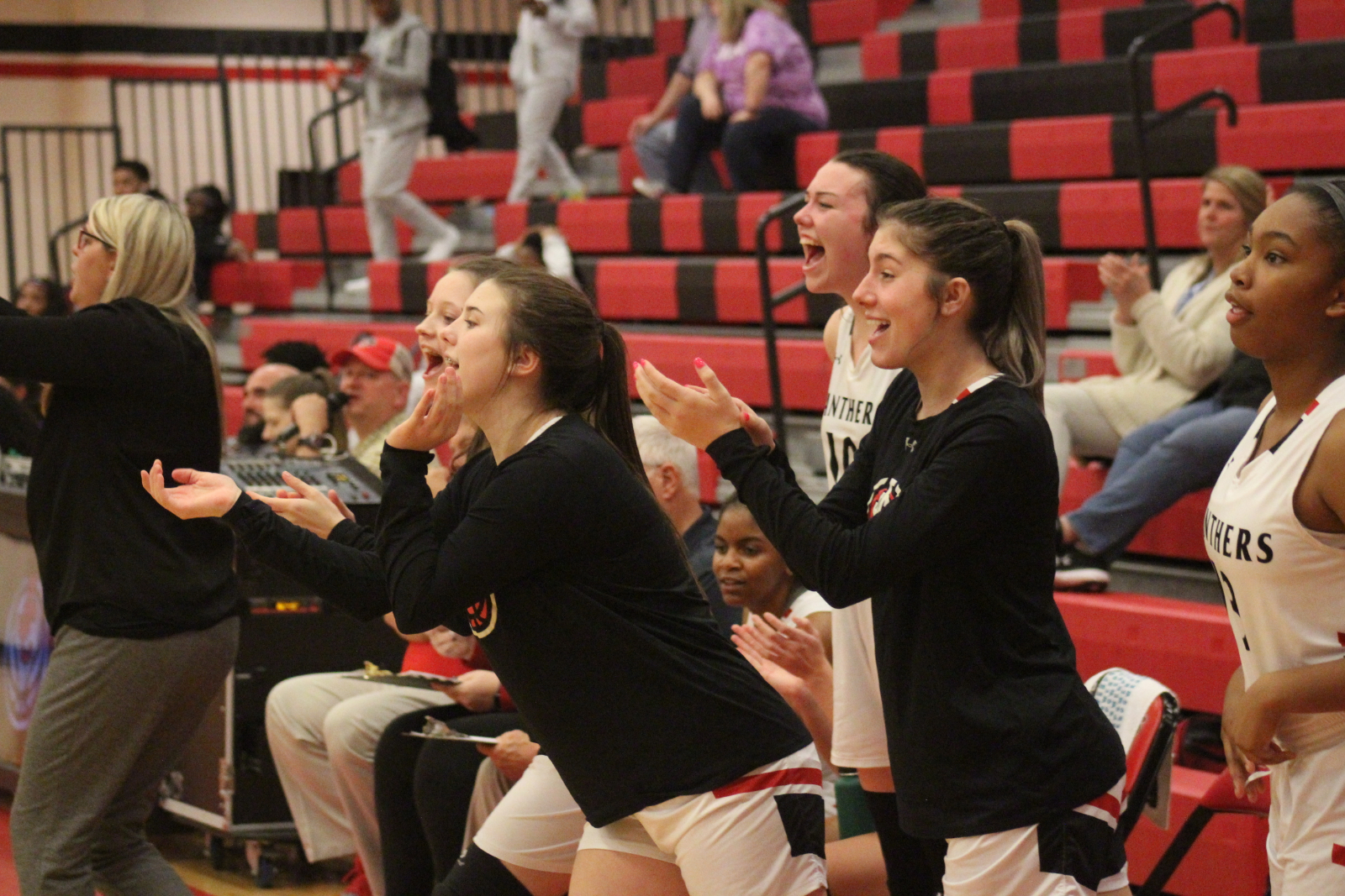 2 Game Winning Streak for Lady Panthers