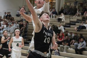 Panthers VS. Athens Academy (1/25/20)