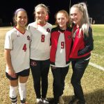 Soccer Senior Night 5:30 and 7:30pm. Games will be played at West Jackson Middle School! Come support our Panthers!