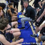Pics From Varsity Basketball at Olentangy