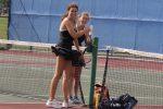 Girls Varsity Tennis beats Westland 5 – 0