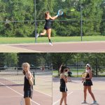 Girls Varsity Tennis beats Westerville South 4 – 1