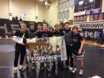 Gary Steele gets his 100th Win