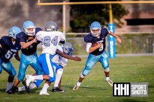 Photos Football Scrimmage vs Savannah HS 8/11/17