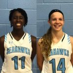 Jasmine & Miley Selected For SCBCA Elite Camp