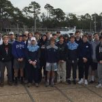 Boy's Lacrosse Team Volunteers with Outside Hilton Head
