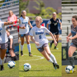 3 Girls Soccer Players Earn All State