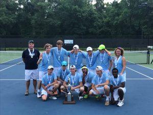 2018 Boys Tennis State Championship