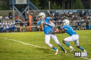 HHIHS Football vs Savannah HS 8/17/18