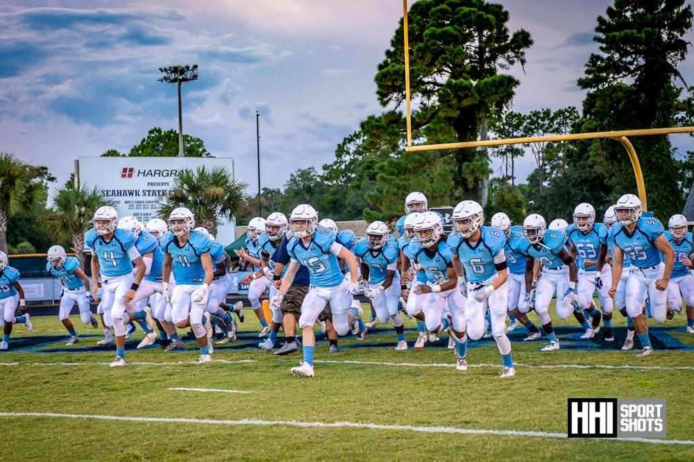 Varsity Football wins 43-14 vs Savannah