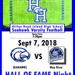 Fan info For HH vs MR Football Game 9/7/18
