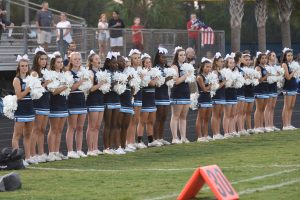 Photos from Homecoming Game 2018