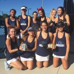 Girls Tennis heads to Lower State Finals