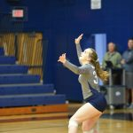 Volleyball vs North Augusta 10/30/18 2nd round playoff match