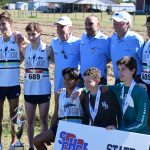 Boys Cross Country 2018 SCHSL 4A State Champions