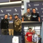 3 Student Athletes Sign NLI