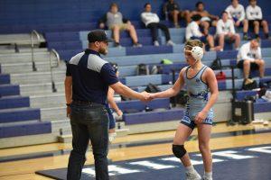 Wrestling vs May River