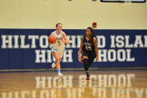 Girls Basketball vs Battery Creek Photos