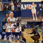 Seahawks earn All Region Awards in Basketball