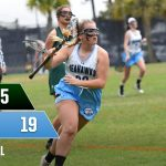Girls Varsity Lacrosse beats Beaufort