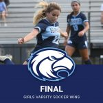 Girls Varsity Soccer beats Colleton County Athletics 7 – 1
