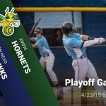 Baseball to host Aiken 4/23 at 6:30pm