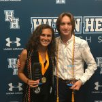 Lyons, Gilman and Weitekamper earn HHIHS End of Year Honors